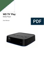 Wd Tvplay Manual