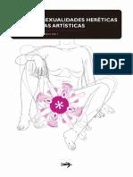 Cuerpos-Sexualidades Heréticas y Prácticas Artísticas - Tatiana Sentamans e Daniel Tejero (editores)
