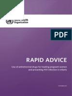 Rapid Advice Mtct