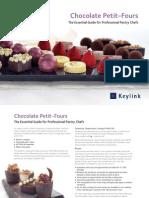 Keylink Petit Fours Book