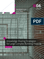 THESIS - Knowledg Knowledge Sharing Strategies for Large Complex Building Project
