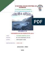 Determinacion de Solidos en El Agua[1]