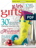 Quilting Arts Gifts 2013-2014