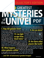 50 Greatest Mysteries in the Universe 2012