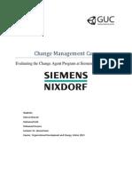 Siemens Nixdorf Case