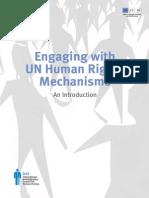 UN Human Rights Mechanisms