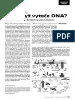 Vesmír - Co dělat když vyteče DNA
