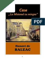 "Balzac, Honore de - Casa ""La motanul cu mingea"""