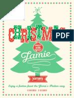 Jamies Italian Christmas 2013