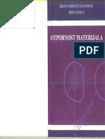 OTPORNOST MATERIJALA DUNJICA 0-101