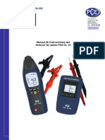 Manual Pce Cl10