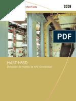 6276-1 HART XL Data Sheet Spanish
