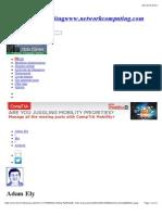 IDS Best Practices - Network Computing