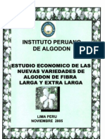 BVCI0001431 - NUEVAS VARIEDADES MEJORADAS DE ALGODON DE FIBRA LARGA Y