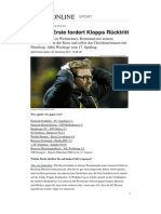 Bayern Klubwm Dortmund Krise