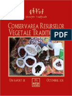 EcoRuralis - Conservarea Semintelor Traditionale