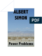 Power Problems - A Henry Wright Mystery