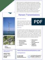 Hansen Transmissions