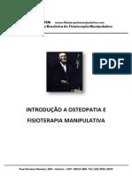 Osteopatia e Fisioterapia Manipulativa