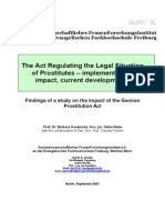 The Act Regulating the Legal Situation