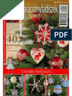 Kreatív ötletek Special No.15 - Karácsonyfadíszek (2013)