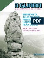 Revista Digital Gratuita Peña Guara #1