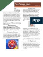 HCFR-Newsletter Vol. 1-2,  Winter 2009