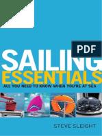 Sailing Essentials (Gnv64)