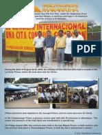 3A. U.C.C.D Prison Ministry in El Salvador.