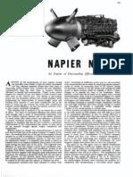 Napier Nomad - Flight (1954) - 1