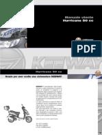 Manuale Utente Keeway Hurricane 50cc OMEDILO