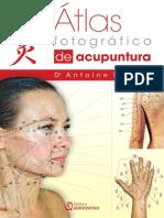 Acupuntura - Atlas Fotogradico de Acupuntura