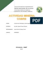 Trab de Actividad Minera