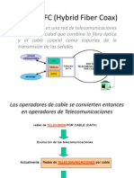 Obl Redes HFC (Hybrid Fiber Coax)