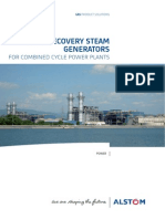 Heat Recovery Steam Generators Hrsg