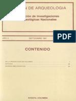 Boletin de Arqueologia  FIAN año 2 n3