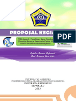 Proposal Sang Perabu