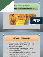 Kiyai Haji Ahmad Dahlan
