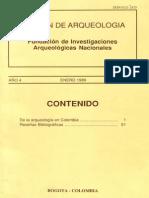 Boletin de Arqueologia  FIAN año 4 n1