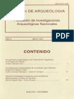 Boletin de Arqueologia  FIAN año 6 n2