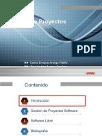 Gestión Proyectos Software