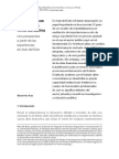 Desarrollo Asia y Latinoamerica
