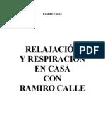 Calle, Ramiro - Respiracion y Relajacion
