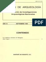 Boletin de Arqueologia  FIAN año 10 n3