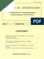 Boletin de Arqueologia  FIAN año 11 n1