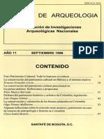 Boletin de Arqueologia  FIAN año 11 n3