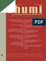 Jurnal Bhumi No 37 Tahun 12-203