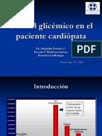 Control Glicmico en El Paciente Cardiopata