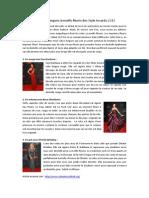 Les robes longues à motifs fleuris des Style Awards 2013