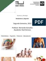 Metabolismo y Digestion
